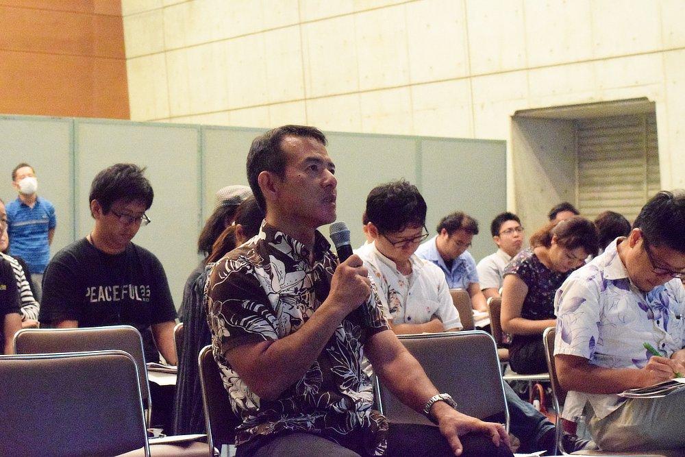 本事業を管轄している沖縄県文化振興課の佐和田班長は、「アーツマネジメントの重要性を我々も認識し、県民の皆さんに伝えていかないと考えています。予算においても、沖縄県として国に訴えていき、文化を支援できるようにしていきたい」と語った。